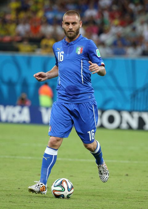 The Best Soccer Player Bulges