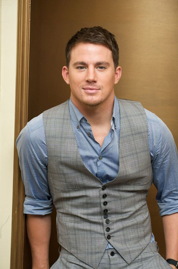American actor/producer Channing Matthew Tatum, born on 26 April 1980, in Cullman, Alabama, U.S. started his career as a dancer in Ricky Martin's She Bangs in 2000