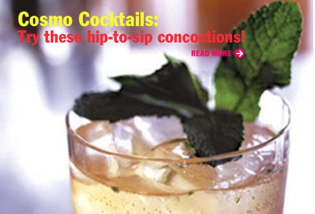 easy delicious drink recipes cocktails from cosmo