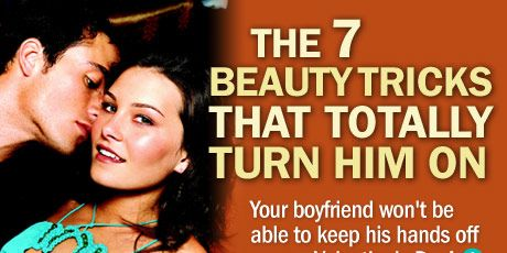 d274929ec990 Sexy Hair and Makeup Tips - How to Seduce Your Boyfriend