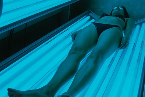 Binge Tanning and Skin Cancer - Melanoma and Tanning