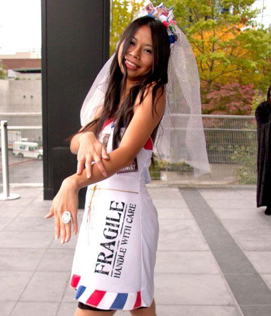 image  sc 1 st  Cosmopolitan & 10 Halloween Pun Costumes 2013 - Easy Halloween Costumes 2013