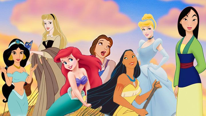 Dating advice from disney princesses cracked feet