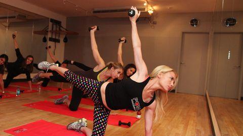 I Tried Gwyneth Paltrow's Insane Workout