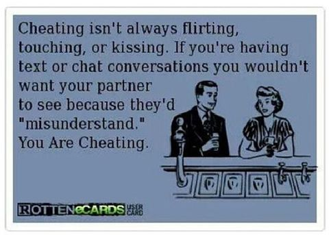 what are the signs your husband is cheating