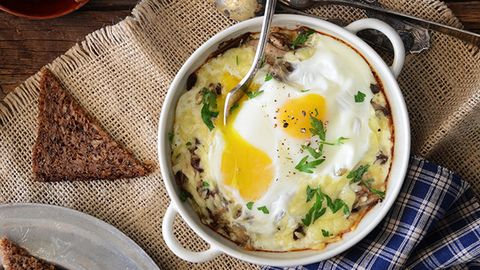 12 Baked Eggs Recipes Worth Getting Out of Bed For