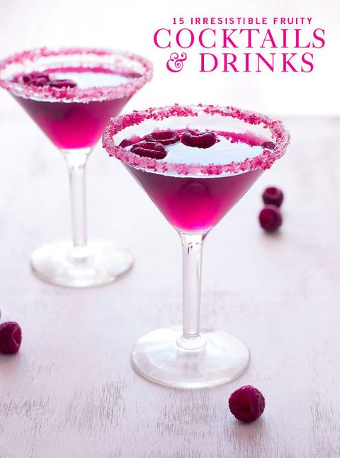 1 Very Pink Raspberry Cosmopolitan A Fruity Tail