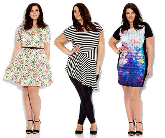 Dresses for Curvy Women