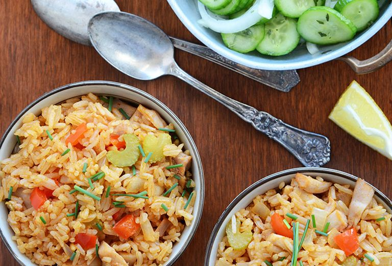 15 fried rice recipes you have to try tonight fried rice often ends up being an afterthought but heres the thing really good fried rice can totally handle the spotlight ccuart Choice Image
