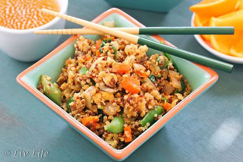 15 fried rice recipes you have to try tonight asian fried quinoa ccuart Choice Image