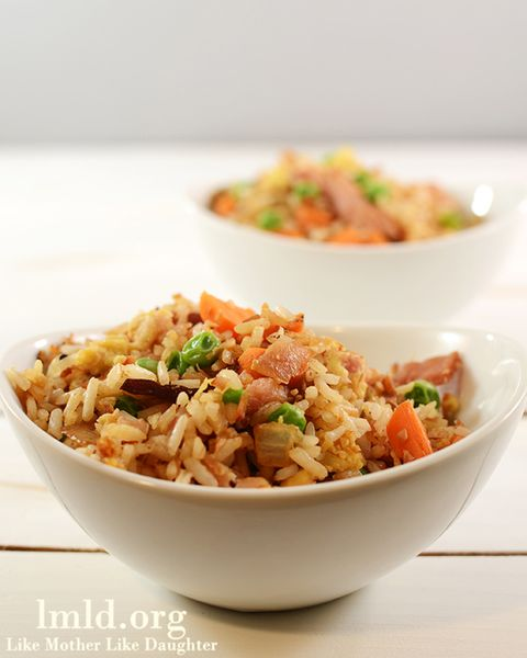 15 fried rice recipes you have to try tonight ham fried rice ccuart Choice Image