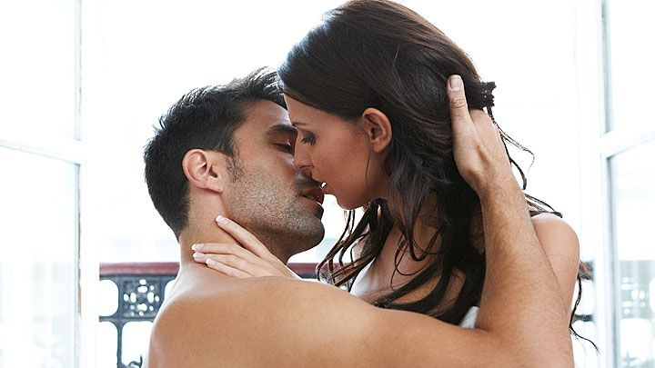 Saliva in mouth after kissing being sexual orientation
