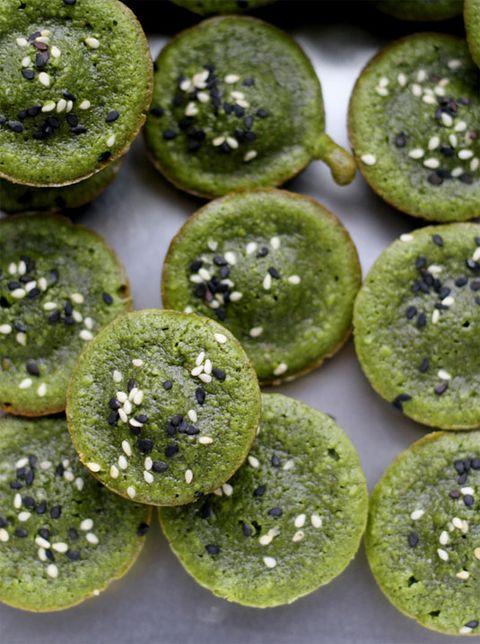 Green, Vegetarian food, Recipe, Snack, Finger food,