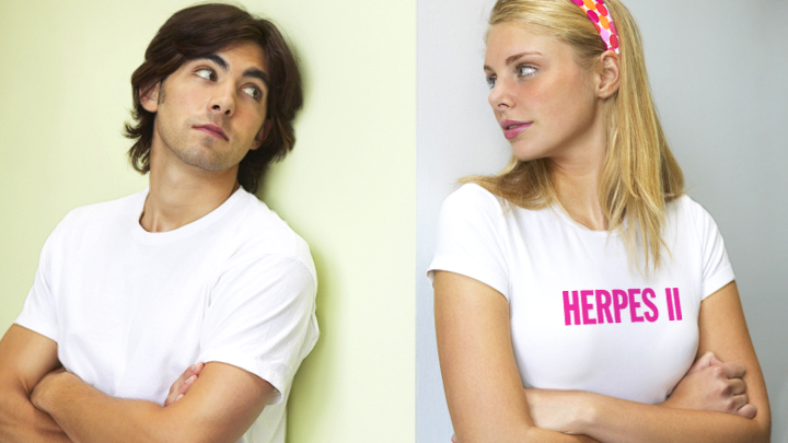 Dating guy herpes