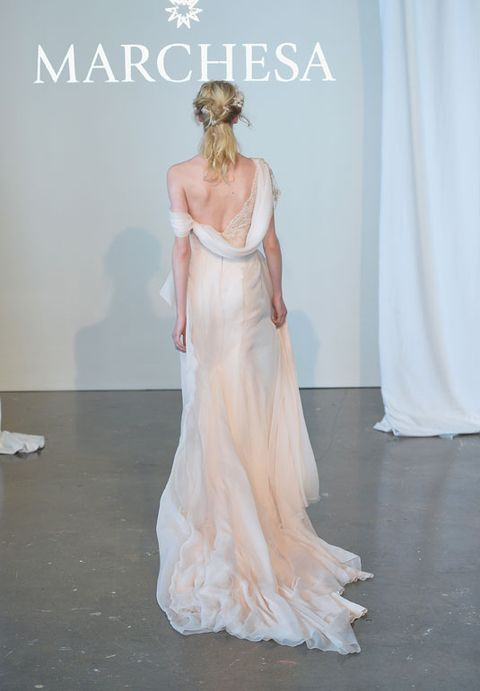 12 Gorgeous Backless Wedding Dresses - Wedding Gowns With Sheer ...