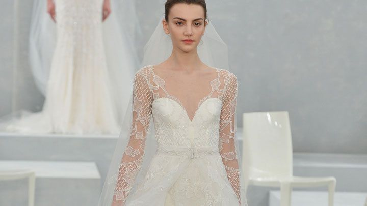 Gorgeous Wedding Dresses With Sleeves Wedding Gowns With Short Sleeve And Long Sleeve Details