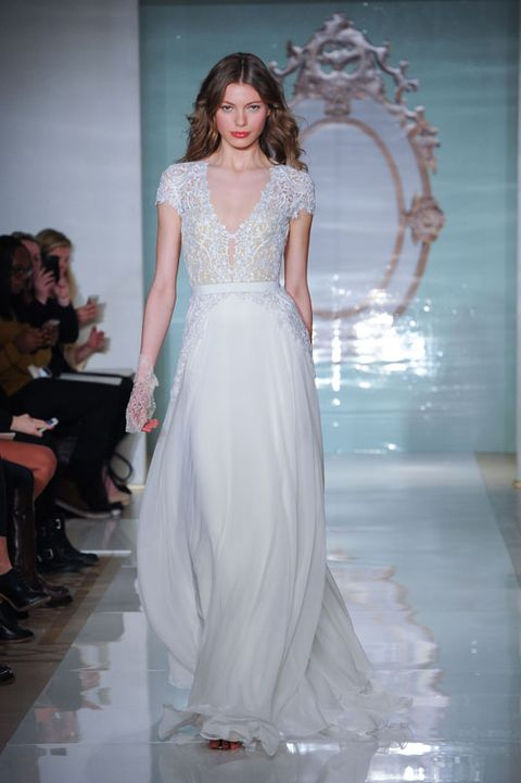 Gorgeous Wedding Dresses With Sleeves - Wedding Gowns With Short ...