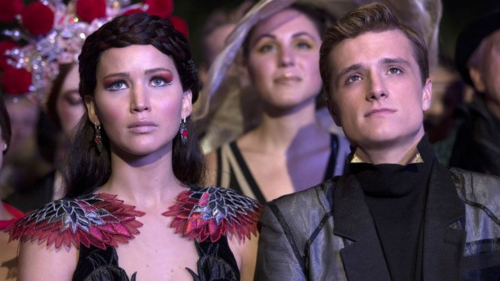 Wondrous 20 Hair Secrets From The Set Of The Hunger Games And Catching Fire Short Hairstyles Gunalazisus
