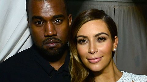 Kanye's Very Kanye Toast and 5 Other Highlights From the Kimye Reception