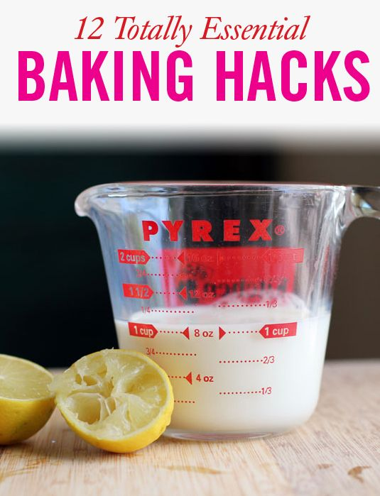 Exceptional 1. Make Your Own Buttermilk Using Regular Milk And Lemon Juice.