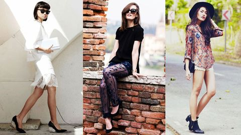 2293bd5bbe Sheer Clothing Ideas - How to Wear Tops, Skirts, and Pants