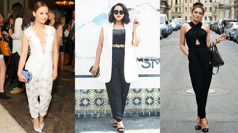 cc9b33ae13e4 How to Wear a Jumpsuit - 30 Cute Jumpsuits for Women