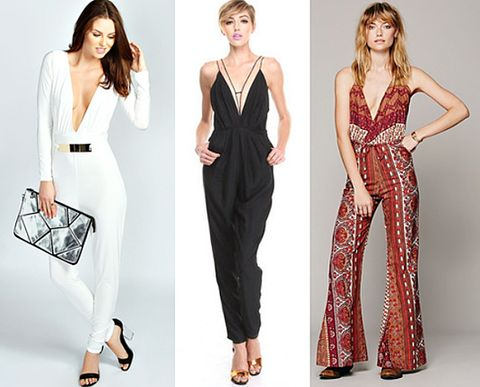 b9db21e396ef How to Wear a Jumpsuit - 30 Cute Jumpsuits for Women