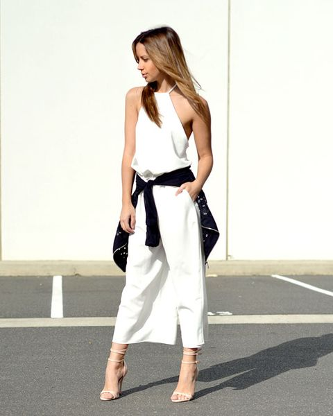 How to Wear a Jumpsuit - 30 Cute Jumpsuits for Women