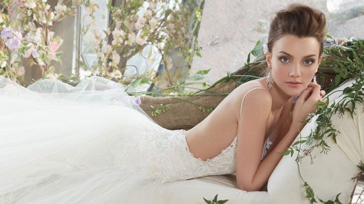 25 Sexy Wedding Dresses That WON'T Get You Kicked Out of Church