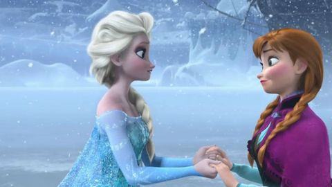 The Plot of Frozen, as Described by Someone Who Has Not Seen Frozen