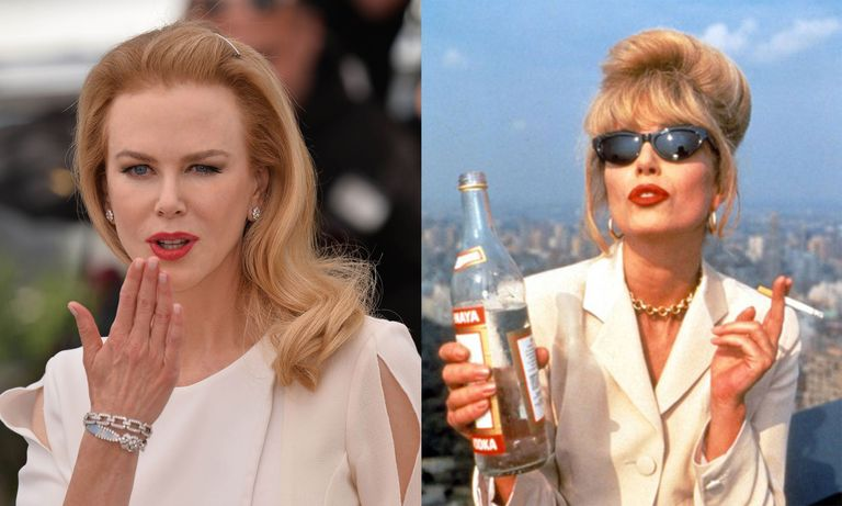 When Did Nicole Kidman Turn Into Patsy Stone?
