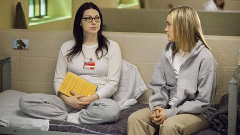 """Will """"Orange Is the New Black"""" Finally Acknowledge Bisexuality?"""