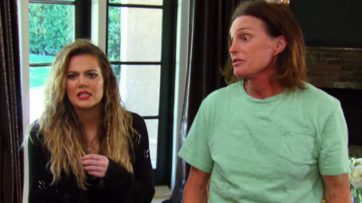 """Keeping Up With the Kardashians"" Recap: Bruce Got a Haircut, North Peed on Kanye"