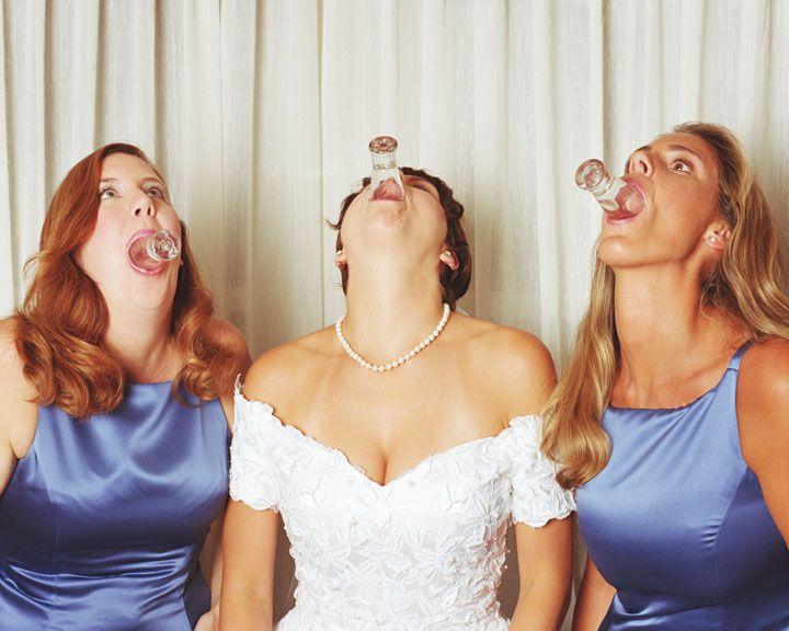 Resultado de imagen de drunk  wedding guest