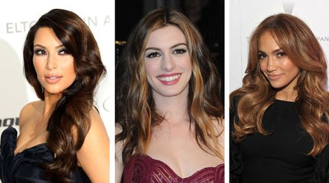 Celebrity hair highlight trends best new hair highlights for spring three hot ways to highlight for spring pmusecretfo Choice Image