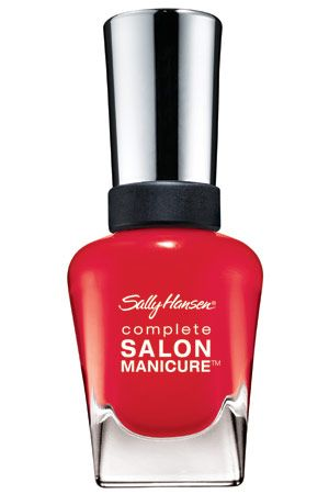 Red Nail Polish for Fall 2011- The Best Nail Polish Colors for Fall