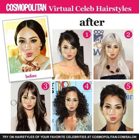 Pleasant Vote On A Readers New Hairstyle Natural Hairstyles Runnerswayorg
