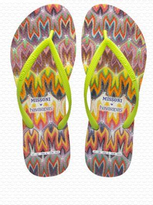 8a32b9918acd0b Missoni For Havaianas - Designer Sandals For Cheap Prices
