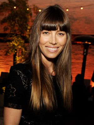 we heart hairstyles with bangs especially jessica biel s
