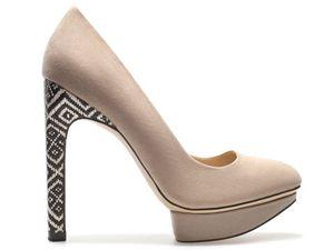 ac86e8e9234 Zara High Heel Platform Court Shoe Review - Sexy Designer Heels