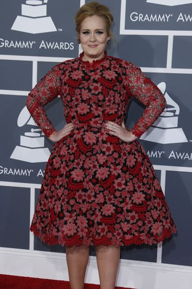 Adele and Kelly Clarkson Bashed for Weight - Adele and ...