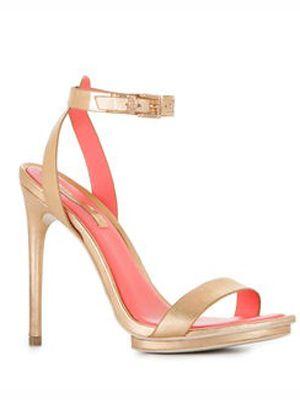a79e0ef83 BCBG MaxAzria Finite High Heel Ankle Strap Sandal - Sexy Heels For Women