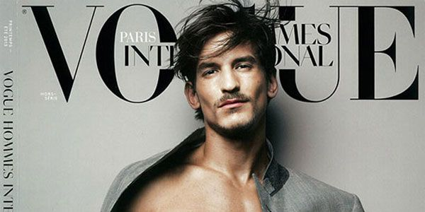 Jarrod Scott Naked French Vogue Cover - Jarrod Scott Pubic -9479