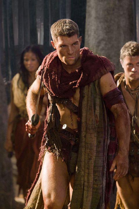 Hot spartacus 41 Hot