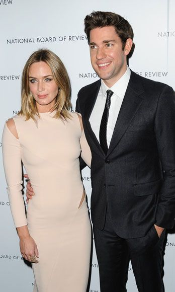 John Krasinski Emily Blunt Wedding.Emily Blunt And John Krasinski Marriage Cute Or Not