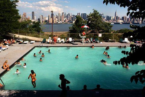 Bacteria In Public Community Pools - Summer 2013 Health Tips
