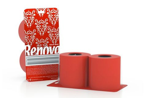 Beyonce Tour Rider Red Toilet Paper - What Red Toilet Paper Is Like