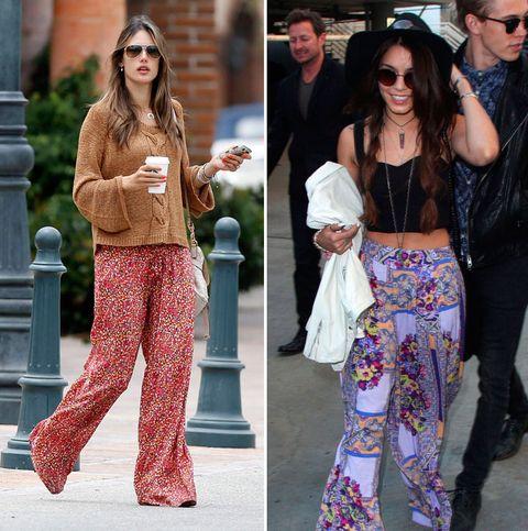 pajama pant trend spring fashion trends 2013