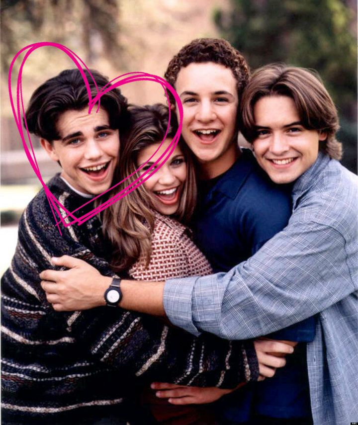 Rider strong in girl meets world