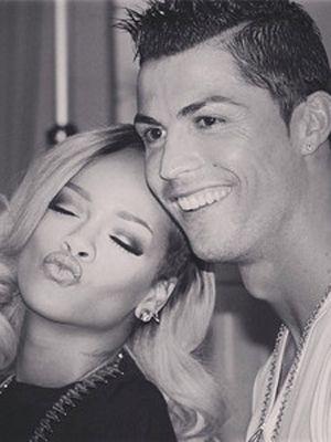 Rihanna cristiano ronaldo gay